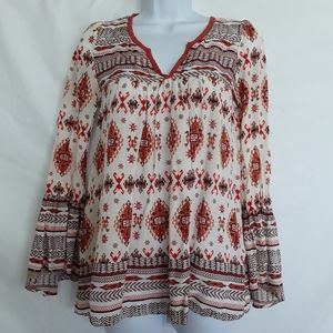 Altar'd State Boho Style Top Small